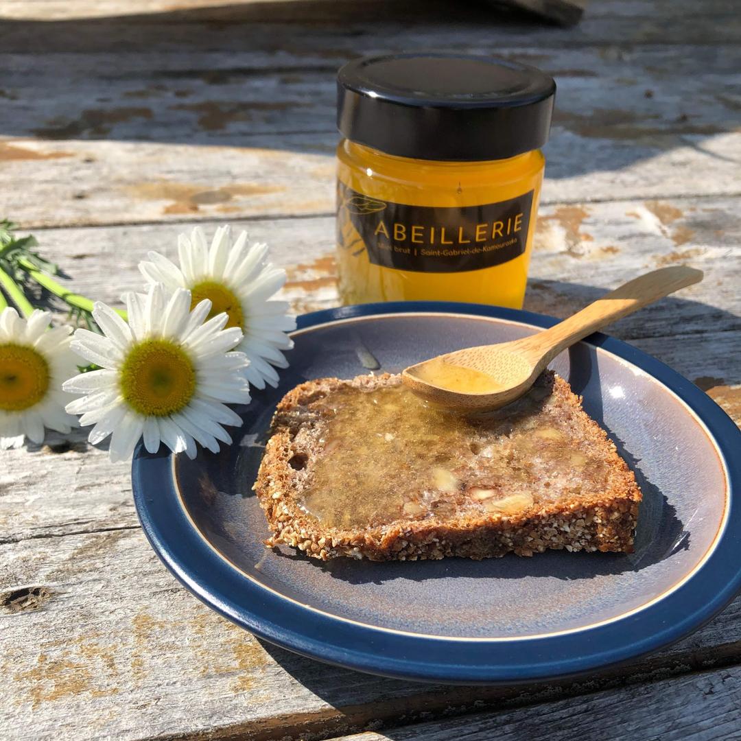 Recette-Dégustation de miel